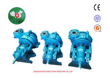 Cina AH Rubber Lined Slurry Pumps, Metal Liners Diesel Driven Water Pumps 4 / 3C-AH pemasok