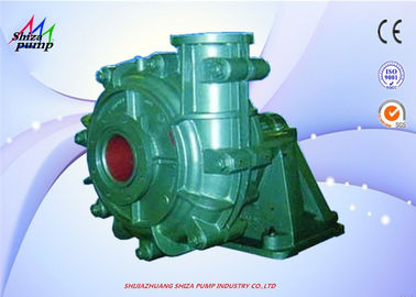 Cina Anti - Abrasive Rubber Lined Centrifugal Pumps, Horizontal Centrifugal Pump Umur Panjang pemasok