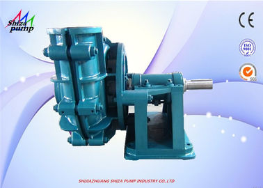 Cina Big Discharge High Chrome Slurry Pump Wear - Resistant Celow Wear Rate pemasok