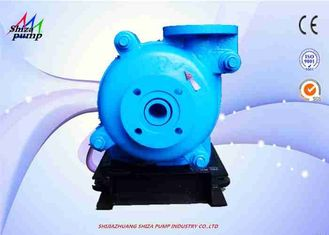 Cina 3/2 C - AH Centrifugal Slurry Pump Double Pump Casing Structure Wear Pump pemasok