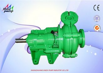Cina 4/3 C - AH High Chrome Alloy Centrifugal Sludge Pump Ketahanan Aus pemasok