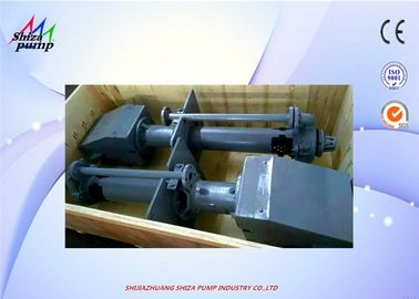 Cina 40PV - SP Centrifugal Vertikal Submerged Pump, Sand Pumping Vertical Slurry Pump pemasok