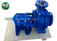 Cina Mining Rubber Lined Slurry Pumps, Abrasive Solids Handling Centrifugal Pump pabrik
