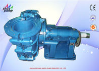 Satu Tahap Tekanan Tinggi Horizontal Centrifugal Slurry Pump 300mm Impeller Tertutup