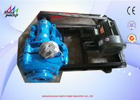 Multi-Stage AH ​​Slurry Pump Konsentrasi Rendah High Head Pump 15W Power