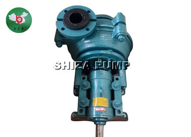 Cina High Density Solids Rubber Lined Slurry Pumps 6 / 4D - AHR Fluid Coupling Didorong pabrik