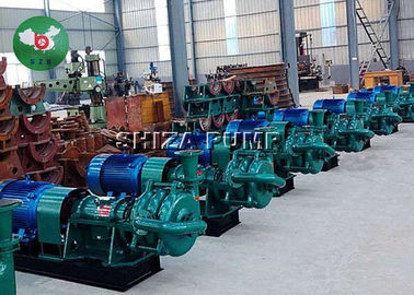 Cina Horizontal One / Two Phase VoluteFilter Press Feed Pump Anti Wear Efisiensi Tinggi Distributor