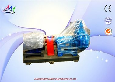 Cina ZJ Slurry Transfer Pump Horizontal Single Stage Centrifugal Pump Untuk Menambang Partikel Padat Distributor