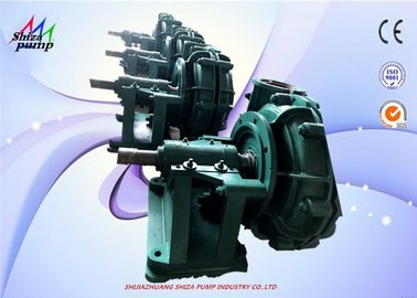 Cina 6/4 - AH (R) Horizontal Centrifugal Pump Slurry, Industrial Sludge Pump Bahan Chrome Tinggi Distributor